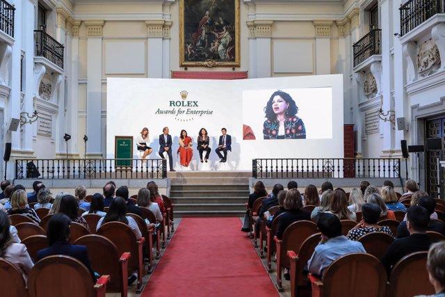 Simposio Premios Rolex a la Inciativa