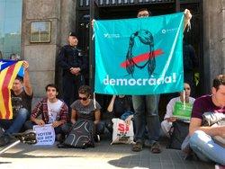 1-O.- En llibertat amb càrrecs l'assessor de Governació detingut per la Guàrdia Civil (EUROPA PRESS)