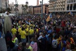 8.000 persones es concentren a Girona i denuncien