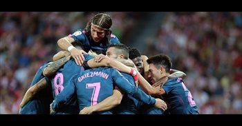 Griezmann y Oblak lideran la victoria del Atlético en San Mamés