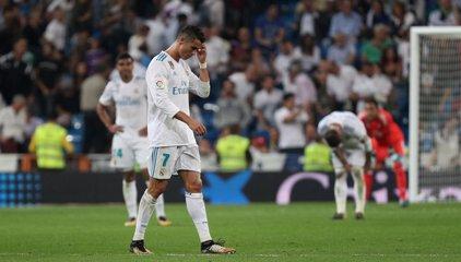 El Real Madrid se frena en seco