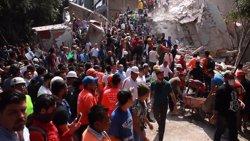 Les autoritats eleven a 238 el nombre de morts a causa del terratrèmol a Mèxic (Europa Press)