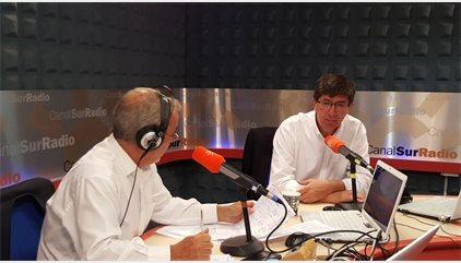 """Marín (Cs) reprocha al PP-A que nunca """"arrime el hombro"""""""