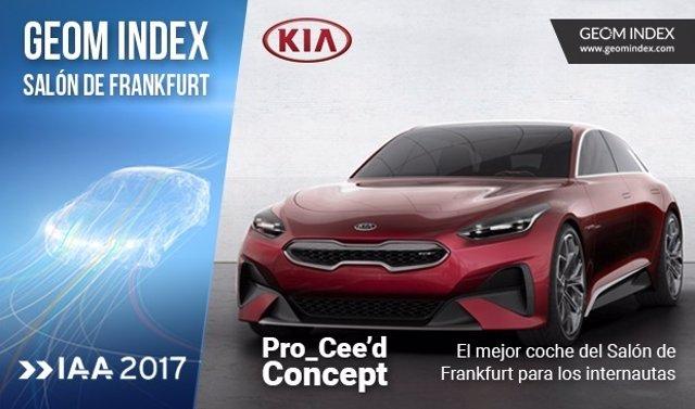 Kia Procee'd Concept