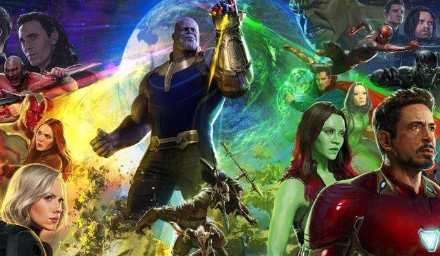 Resultado de imagen de marvel infinity war