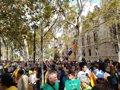 ANC Y OMNIUN CONVOCAN UNA CONCENTRACION PERMANENTE ANTE EL TSJC CONTRA LAS DETENCIONES