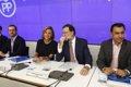 MARTINEZ-MAILLO Y COSPEDAL INTERVENDRAN ESTE VIERNES EN PALMA EN LA REUNION DE PRESIDENTES PROVINCIALES DEL PP
