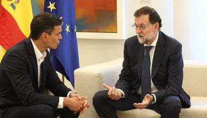 El PSOE no descarta una declaración de independencia en Cataluña y ve al PP más abierto al diálogo
