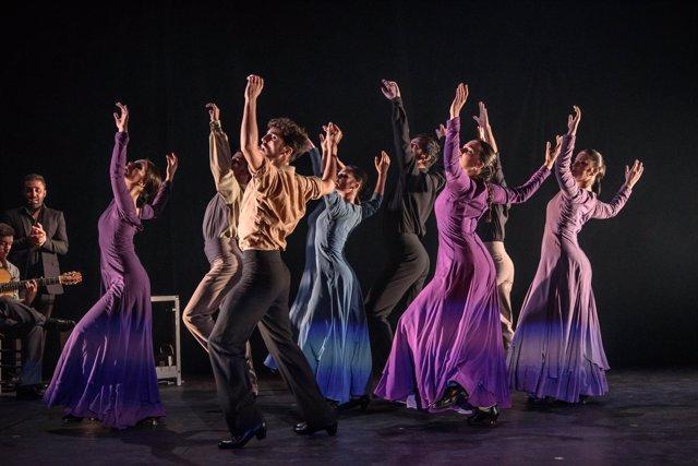 Ballet flamenco de Andalucía baile arte cultura