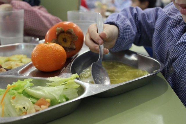 Comedor escolar