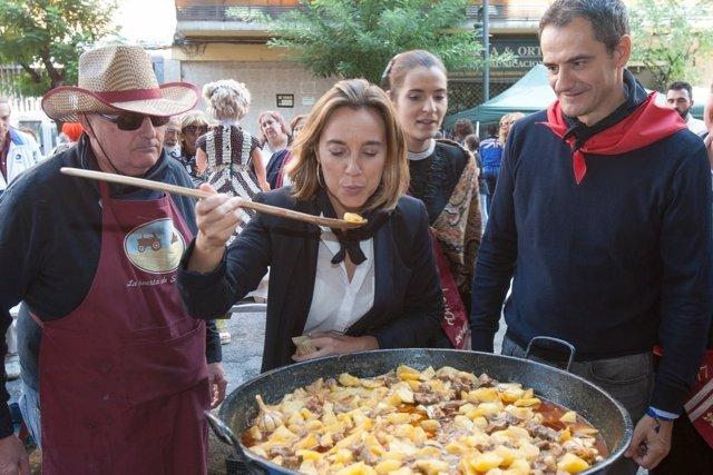 El X Concurso de Calderetas de San Mateo en la calle Gonzalo de Berceo con 120 g