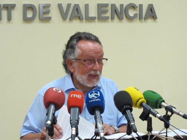 Alfonso Grau en imagen de archivo