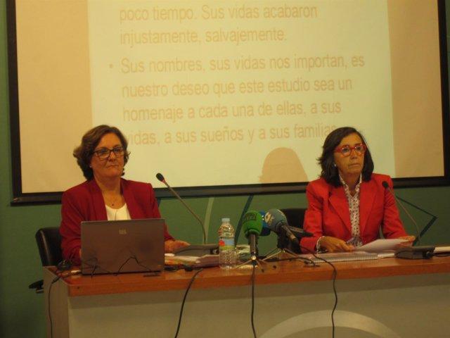 Estudios sobre víctimas mortales por violencia de género en Andalucía