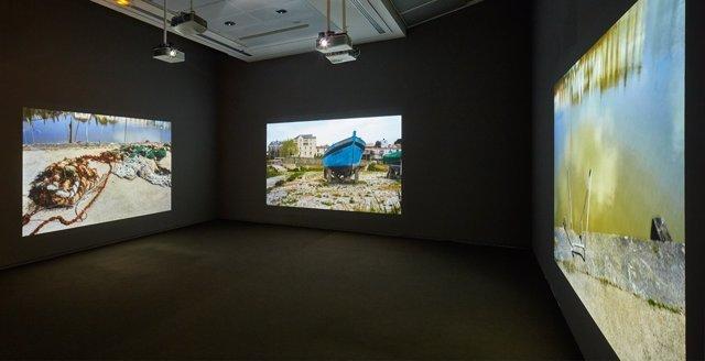 Exposición del precursor del videoarte Peter Campus en el CAAC