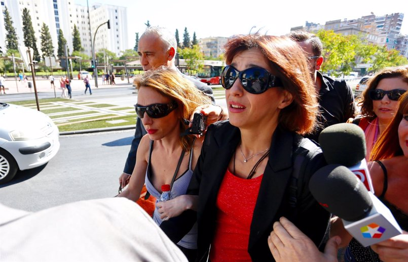 Rechazan reabrir el caso de presunto maltrato a Juana Rivas por corresponder a Italia