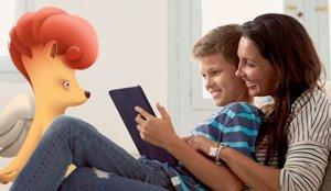 Supertics padres e hijos