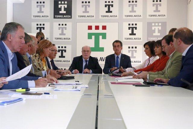 Reunión Mesa del Besaya