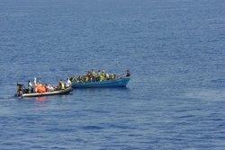 Uns cent migrants haurien mort després que la seva embarcació quedés a la deriva enfront de Líbia (EMAD)