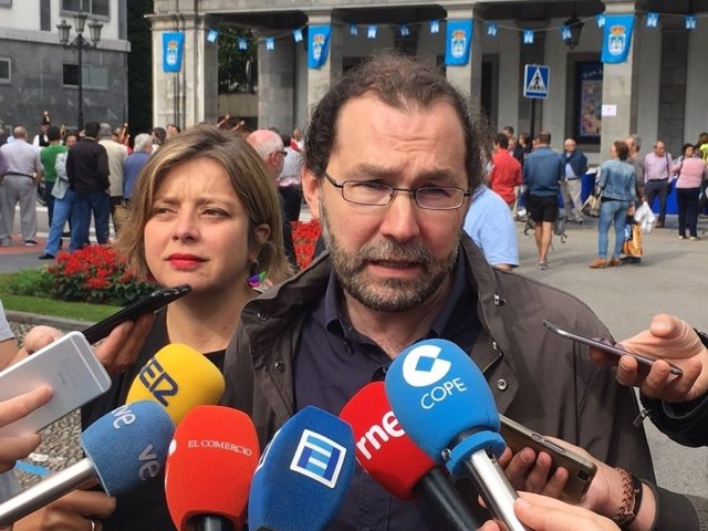 Emilio León y Ana Taboada