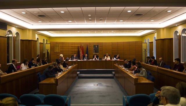 Fot+Np El Ayuntamiento Propone Al Gobierno Conceder La Gran Cruz De La Orden Del