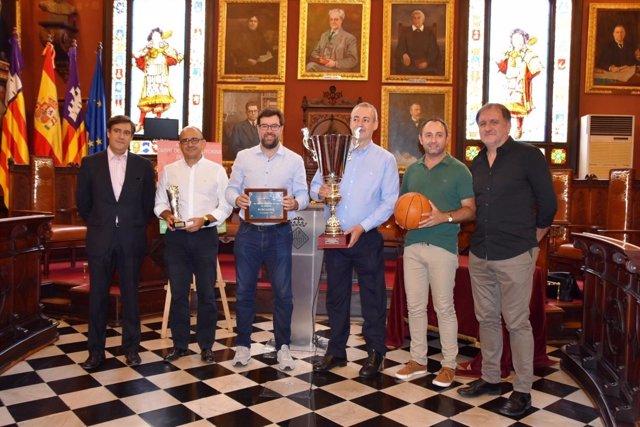 Presentación del 49è Trofeu Ciutat de Palma de Bàsquet
