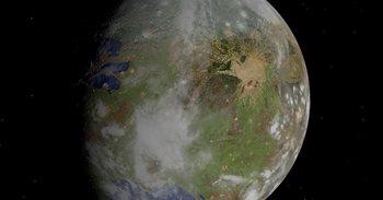 La NASA: el planeta Nibiru no chocará contra la Tierra porque no existe