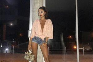 Una modelo colombiana se lía a golpes con su suegra en plena calle