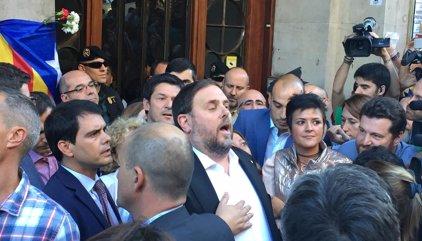 La Generalitat paga las nóminas de los trabajadores públicos