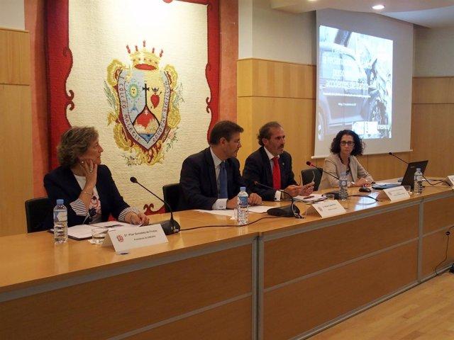 Presentación de plataforma telematica de abogados y aseguradoras