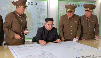 """Kim advierte de que está considerando """"las contramedidas más duras de la historia"""" contra EEUU"""