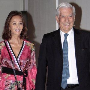 Isabel Preysler y Vargas Llosa, felices por la futura boda de Ana Boyer