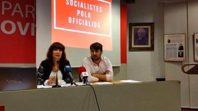 Socialistes pola Oficialidá.