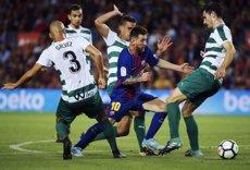 Messi segueix al capdavant del Pichichi (LALIGA)