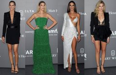 Los mejores looks de la gala amfAR de Milán