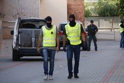 Malestar als Mossos d'Esquadra perquè la Guàrdia Civil s'atribueix la detenció de Vinaròs en solitari (ACN)