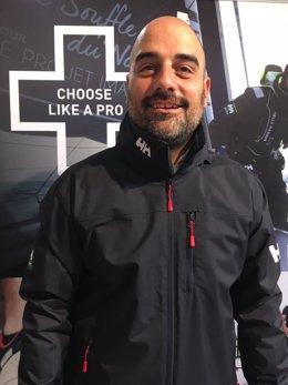 Oriol Mercadal, Country Sales Manager de Helly Hansen