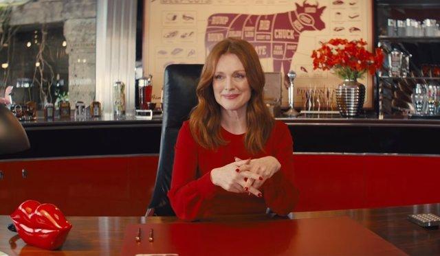 Julianne Moore en 'Kingsman: El círculo de oro'
