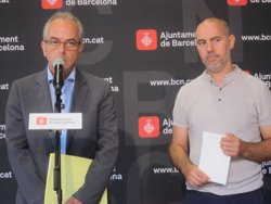 Identificats 63 morts de taüts dels 144 nínxols enfonsats del Cementiri de Montjuïc (EUROPA PRESS)