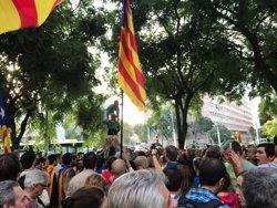 1-O.- Junqueras acudeix a la Ciutat de la Justícia mentre declaren els alts càrrecs detinguts (EUROPA PRESS)