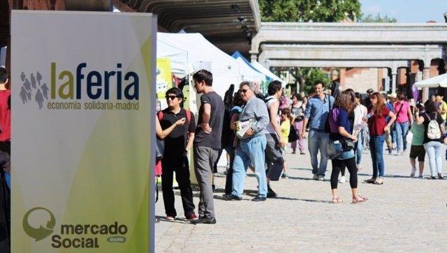 Feria de Economía Solidaria de Madrid