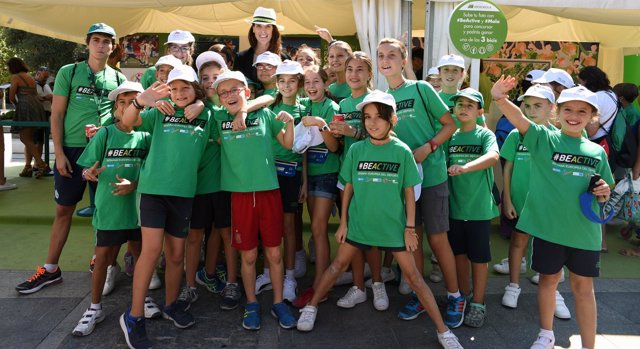 Ruth Beitia Semana Europea del Deporte Madrid