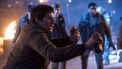 Primeras imágenes de Dylan o' Brien en El corredor del laberinto: La cura mortal (FOX)