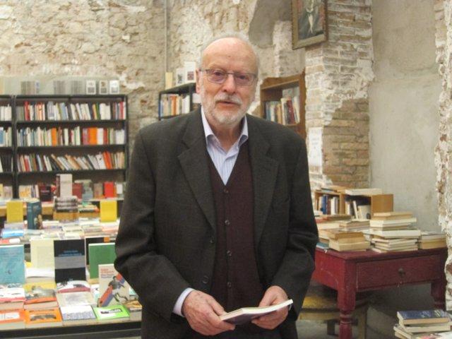 El escritor Joaquim Carbó