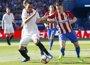 Atlético y Sevilla miden su condición de invictos y aspirantes
