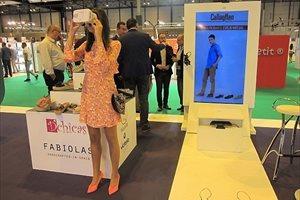 El Centro Tecnológico del Calzado de La Rioja (España) presenta 'La tienda del futuro