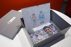 Dibuixos de nens refugiats per recordar a Zoido l'incompliment d'acollida: Només 8 menors en dos anys (SAVE THE CHILDREN)