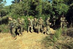 Beuda frena que l'Exèrcit faci exercicis militars amb uns 70 soldats al terme municipal