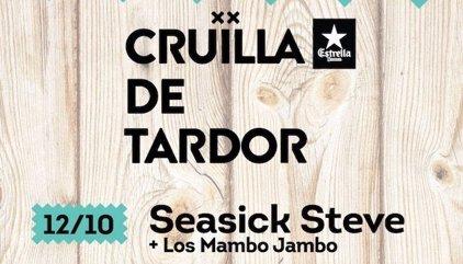 El Cruïlla de Tardor suma Ítaca Band en un concert el 27 d'octubre