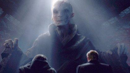 ¿Resucitará el Líder Supremo Snoke a un mítico villano de Star Wars?