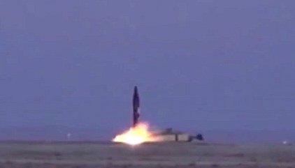Irán prueba con éxito un nuevo misil de largo alcance horas después de su presentación al mundo